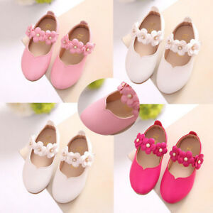Children-Kids-Girl-Flower-Shoes-Princess-Party-Anti-slip-All-Match-Casual-Shoes