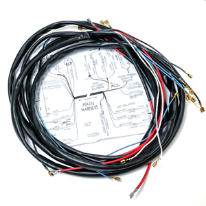 Details about 1973-1974 VW Type 181 THING DC Gen Wiring Works MAIN on buick skylark wiring harness, 1955 thunderbird wiring harness, porsche 356 wiring harness, dodge m37 wiring harness, vw dune buggy wiring harness, lincoln aviator wiring harness, volvo 1800 wiring harness, amc amx wiring harness, saab 900 wiring harness, porsche 911 wiring harness, ford f 150 wiring harness, 1968 vw beetle wiring harness, porsche 914 wiring harness, kia spectra wiring harness, chevy nova wiring harness, pontiac fiero wiring harness, ford pinto wiring harness,