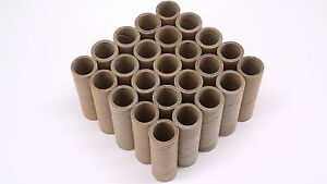 Heavy Duty Cardboard Tube Shipping Arts Crafts Pyrotechnics 3x21inch Lot of 6 bl