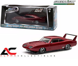 1//43 Colección Americana Dodge Charger Daytona 1969