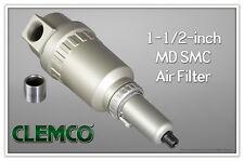 Compressed Air Inline Moisture Water Separator Filter 1 12 High Cfm