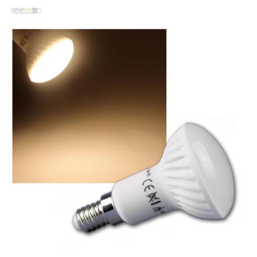 E14 Lampe Strahler R50 4W 330lm warmweiß LED Leuchtmittel Reflektor Leuchte