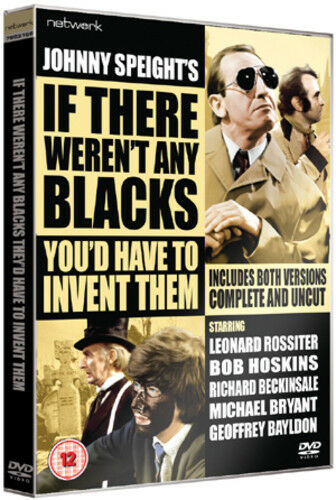If There Weren't Any Blacks You'd Have to Invent Them DVD (2010) Leonard