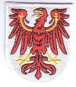 Brandebourg écusson Patch écusson, Aufbügler-glerfr-fr Afficher Le Titre D'origine