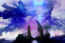 Xenoblade - Clash   -  Wall Poster 20 in x 30 in - FAST SHIPPING
