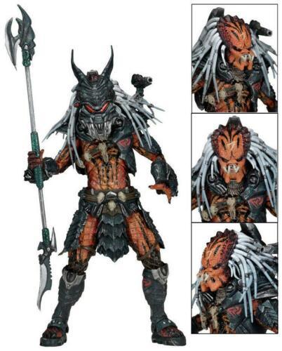 "PREDATOR The Ultimate Deluxe Clan Leader Predator 7/"" Action Figure Kenner 21"