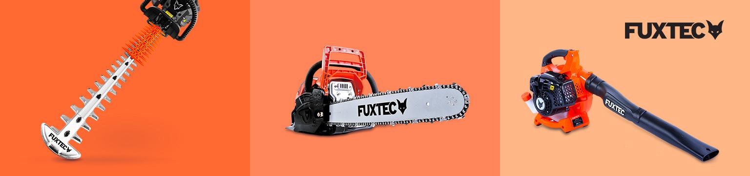 Bis zu -30%* auf FUXTEC sparen