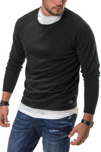 Jack /& Jones Uomo Lavorazione a Maglia Pullover O-NECK BASIC sweater pullover uomo maglione