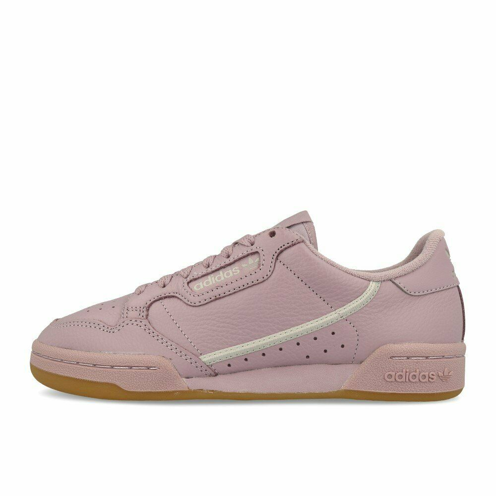 ADIDAS Continental 80 W Soft VISION grigio One grigio Two Scarpe scarpe da ginnastica Lilla Gau