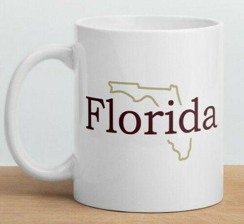 Florida State Seminoles Colors Coffee Mug Ceramic Coffee Cup Tea Mug