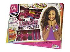 GL Estilo 2 en 1 Fashion Bracelet Set De niña Pulseras Hacer Joyas Manualidades