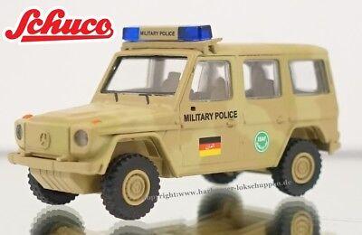 Schuco 452625500 OVP Spur H0 1 St Wolf G Sanka ISAF