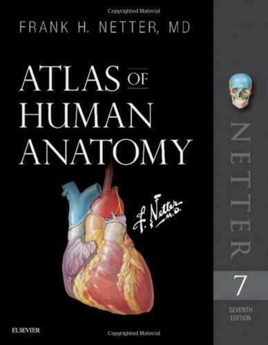 Atlas of Human Anatomy, US 7th Edition (Netter Basic Science 9780323393225) 2