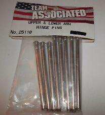 Team Associated 25110 Upper /& Lower Arm Hinge Pins