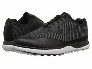 Under-Armour-Tour-Tips-Knit-Spikeless-Men-039-s-Golf-Shoes-Select-Size-amp-Color