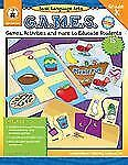 Basic Language Arts G.A.M.E.S., Grade K: Games, Activities, and More to Educat..