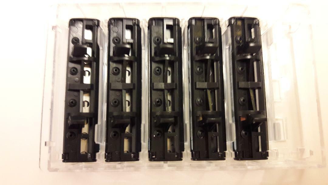 20 Rasierklingen passend auf Gillette Sensor Excel ,-neu-