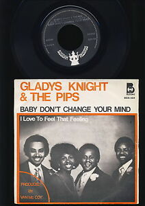 Gladys-Knight-and-the-Pips-Baby-Don-039-t-Chance-Your-Mind-I-Love-To-BELGIUM