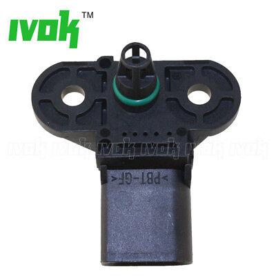 Manifold Absolute Pressure MAP Sensor FOR BEETLE JETTA RABBIT AUDI  0261230081
