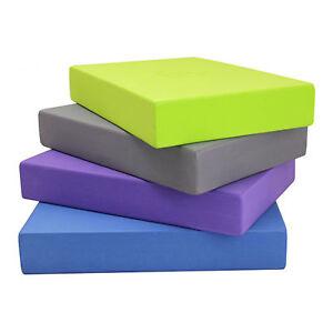 10 x EVA Foam FULL Yoga Blocks (WHOLESALE BOX) - 4 Colours  52ab3553fae1