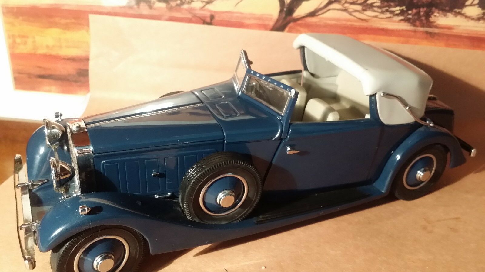 Danbury Mint 34 Hispano Suiza J12 w  COT 1 24