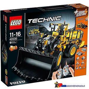 Lego Technic 42030 - Grattoir Volvo L350 télécommandé