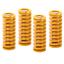 4-piezas-calientes-Muelles-de-nivelacion-de-Cama-para-creality-Ender-2-3-5-CR-10S-Pro-3D-Impresora miniatura 1