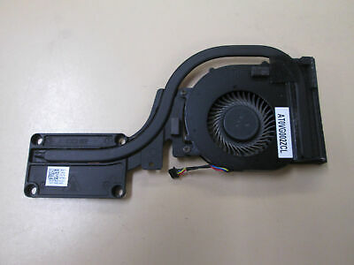 GENUINE Dell Latitude E6440 CPU /& Graphics Cooling Fan /& Heatsink Assembly VTNGR