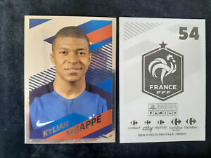 Kylian-mbappe-rookie-silver-mvp-54-sticker-paris-psg-panini-world-cup-2018