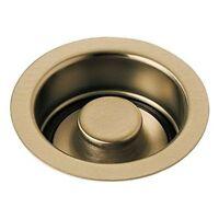 Delta Faucet 72030-cz Disposal And Flange Stopper, Kitchen, Champagne Bronze, Ne on sale