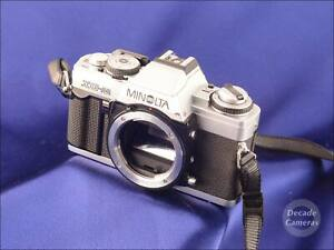 Minolta XG-M 35mm Film Camera Body Full Reburbishment - Excellent - 849