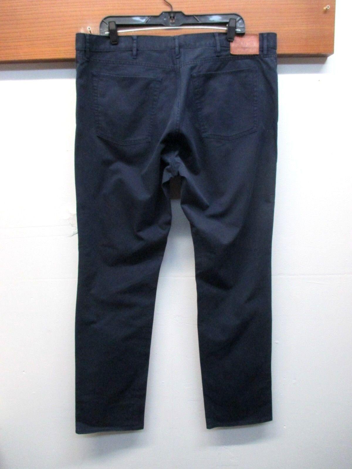 Men's Ralph Lauren Polo Slim Fit Pants SZ 38 X 32 Navy