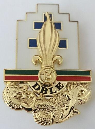 insigne régimentaire du 13°DBLE 13° demi-brigade de la Légion Étrangère DJIBOUTI