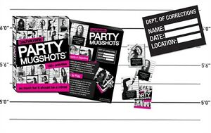BACHELORETTE PARTY MUGSHOTS - Funny Card Game Activities Fun Gag Gift
