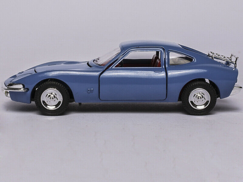 1 43 ATLAS DINKY TOYS 1421 OPEL GT 1900 Speed Wheels Nouveau miniature car model