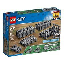 LEGO City Train Tracks 60205 Building Kit 20 Pcs