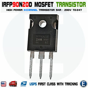 IRFP90N20D Transistor N-MOSFET 200V 94A 580W