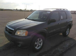 2005 Mazda Tribute GX ~AUTOMATIC, LOADED, FULLY CERTIFIED~