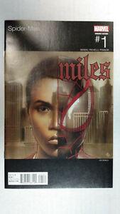 SPIDER-MAN-1-1st-Printing-Hip-Hop-Variant-Miles-Morales-2016-Marvel-Comics