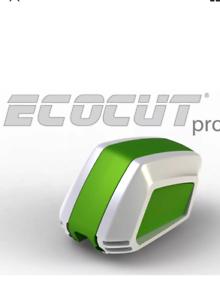 ecocut pro windscreen wiper blades cutter restorer new quick free delivery ebay. Black Bedroom Furniture Sets. Home Design Ideas