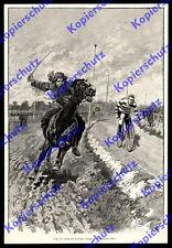 Paris Wettrennen Reiter S.F Cody Fahrrad Rennradfahrer Charles Meyer Dieppe 1894