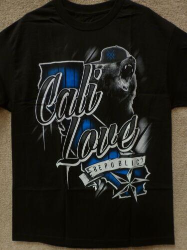 """MOB INC Men T-Shirt /""""Republic/"""" Color Black"""