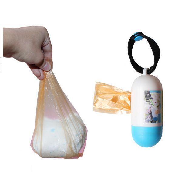 Garbage Bags Plastic Bags Pet Toilet Bags Storage Box