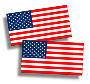 Image is loading 6-034-American-USA-Flag-Stickers-Vinyl-Decals-