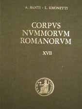 Corpus Nummorum Romanorum volume 17 Banti-Simonetti