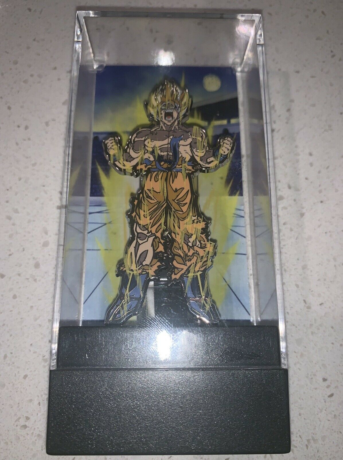 Figpin Dragon  Btutti Z DBZ Super Saiyan Goku Best Buy Exclusive RARE  vendita calda online