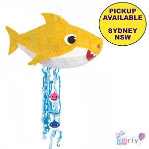 BABY-SHARK-PARTY-SUPPLIES-3D-PULLSTRING-PINATA-PINKFONG-BIRTHDAY-PINYATA-GAMES