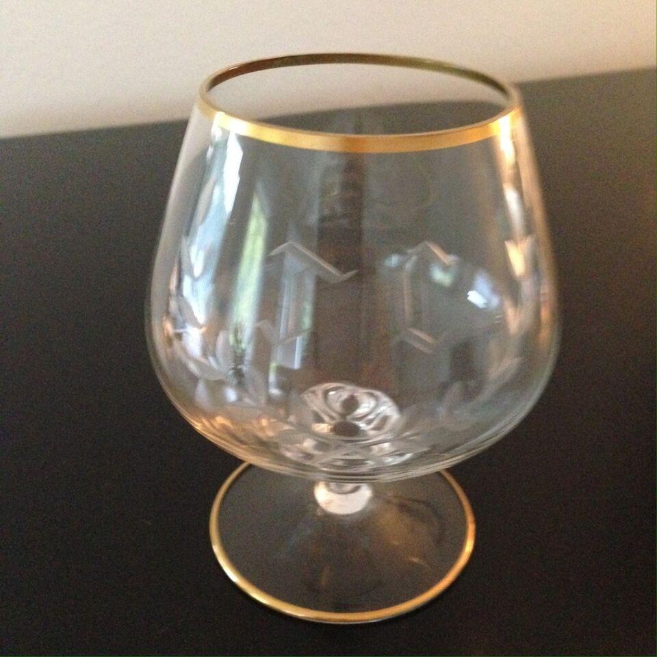 Glas, Cognac glas