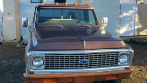 71 Chevy 4x4 truck
