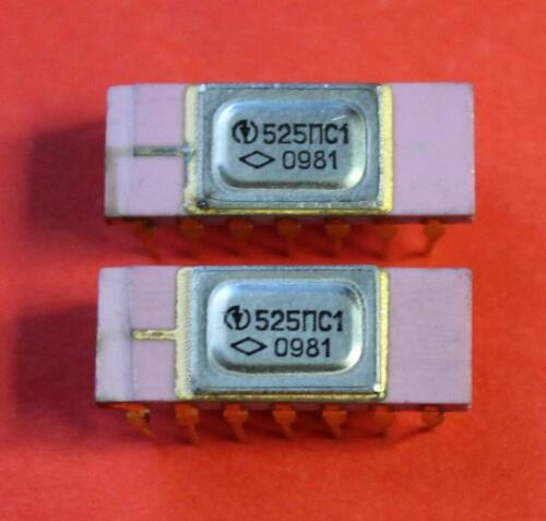 AD532 USSR Lot of 2 pcs IC Microchip 525PS1 = MC1495